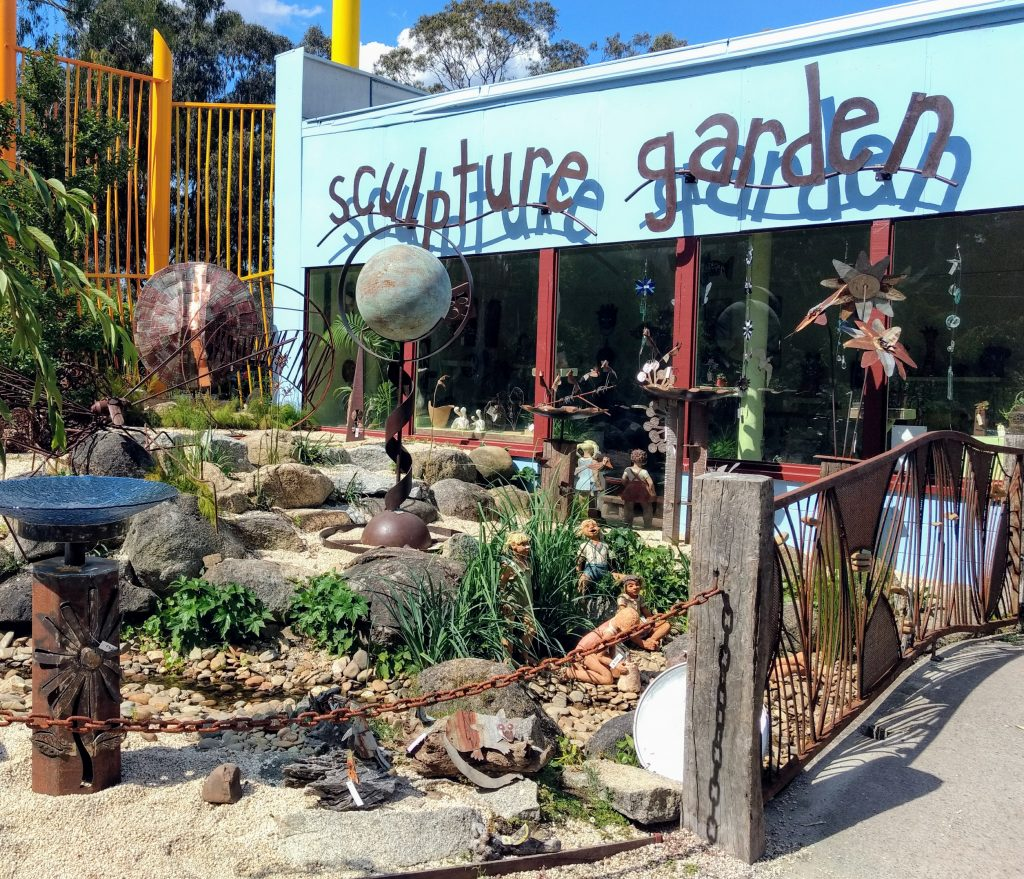 Sculpture Garden Launch And BAAG'S 50th Birthday Party