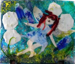 floaty blue fairy